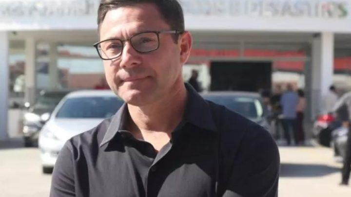 Marcos Flávio Ghizoni Júnior é o novo delegado geral da Polícia Civil de SC