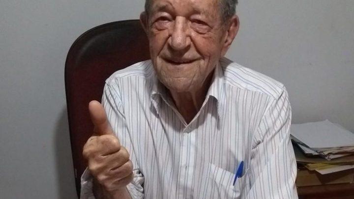 Morre ex-prefeito de Chapecó, Altair Wagner de 91 anos