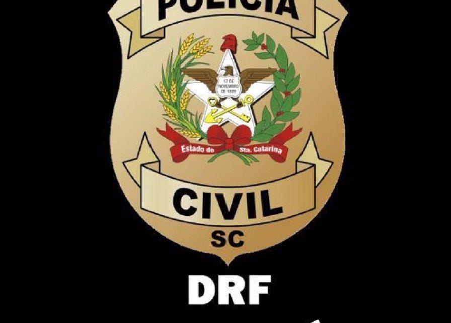 Polícia Civil prende suspeito de diversos roubos em Chapecó